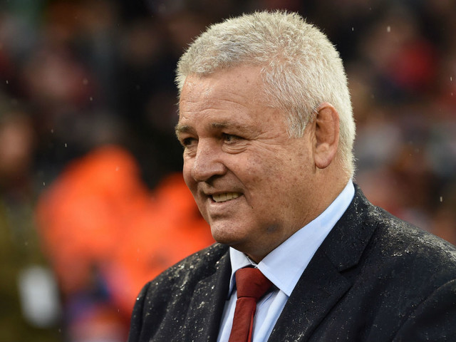 Warren Gatland: Wales can bring the Rugby World Cup home
