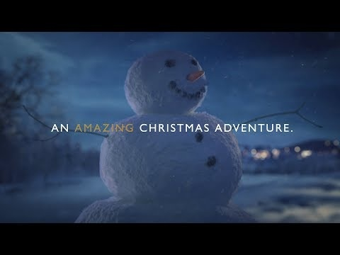 Carrot-Centric Christmas Ads - ALDI's Christmas Ad Continues Last Year's Story of Kevin the Carrot (TrendHunter.com)