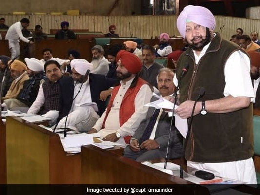 Punjab Assembly Passes Resolution Urging Centre For Women's Reservation