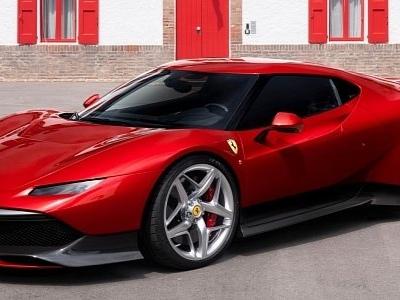 Ferrari Secretly Built the SP38 as a Modern-Day F40