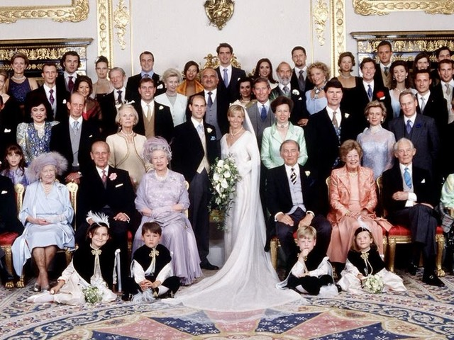 20th anniversary of the marriage of the TRH The Earl and Countess of Wessex