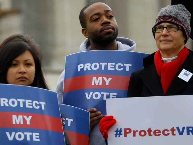How voting rights in America have changed over time