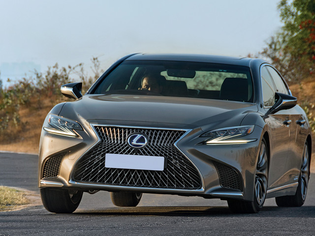 Review: 2018 Lexus LS 500h review, test drive