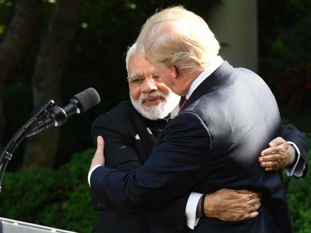 Modi and Trump's Meeting Went Great, Unless You Are an Indian Worried About H1-B Visas