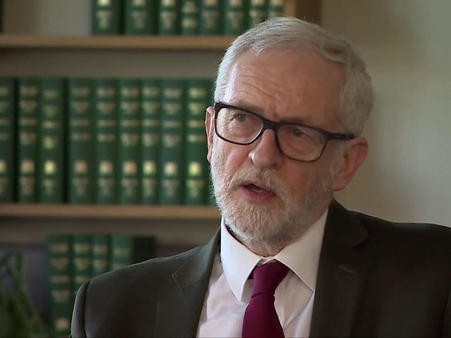 """Coronavirus: Jeremy Corbyn says he was proved """"right"""" on public spending"""