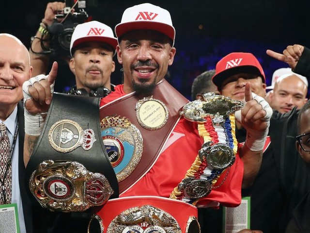 Pound-for-pound king Andre Ward announces shock retirement from boxing at 33