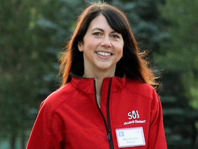 MacKenzie Scott, Ex-Wife of Jeff Bezos, Gives Away Another $2.7 Billion to Charity