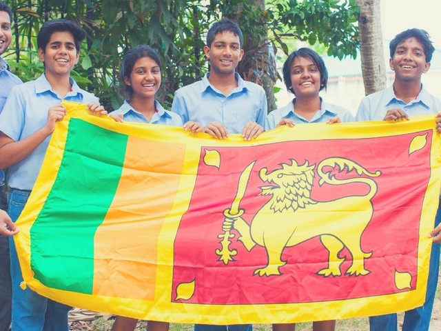 The journey of Team Sri Lanka to the FIRST Global Challenge 2017