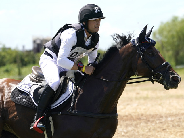 Jung and Klimke shine as Germany dominate European Eventing Championships