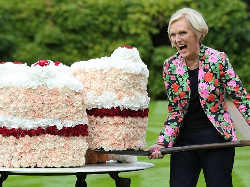 Mary Berry brought in by baker Finsbury Food Group