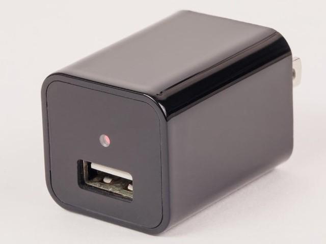 Noir discreet security camera