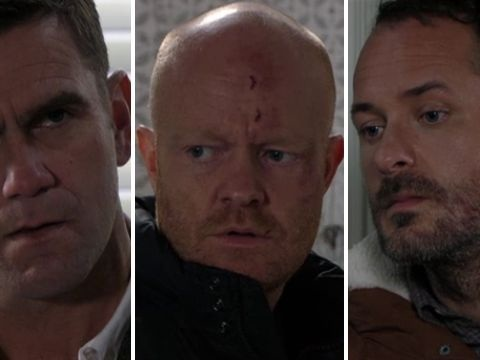 EastEnders spoilers: Max Branning's betrayal of Jack exposed as Charlie Cotton returns