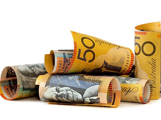 Aussie Slides As Australia's Unemployment Rate Jumps