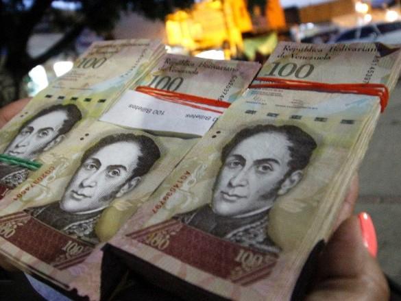 Venezuela has less than $10 billion left