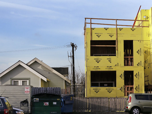 Seattle's housing crisis is making it look to taller and denser homes
