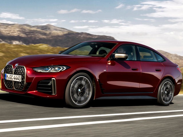 New BMW 4 Series Gran Coupe breaks cover