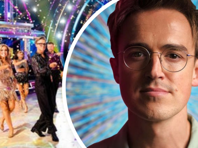 BBC Strictly Come Dancing 2021: McFly's Tom Fletcher has a very famous family