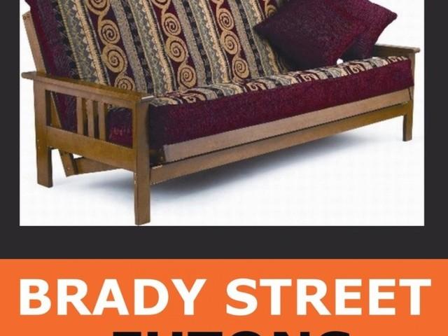 Brady Street Futon