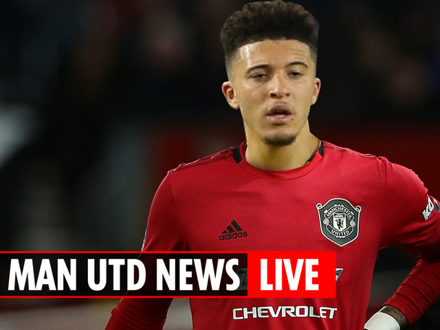 7.30am Man Utd news LIVE: Sancho latest, Pogba to be sold to fund dream move for Haaland, defender transfer exclusive