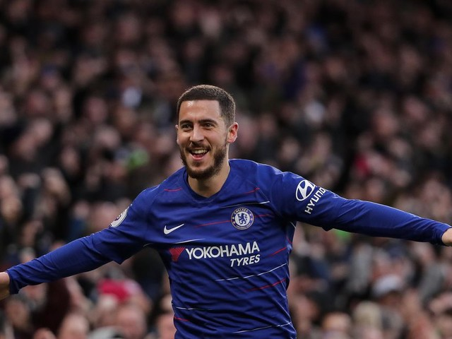 Hazard reiterates his happiness at Chelsea, sees eye-to-eye with Sarri on all things football