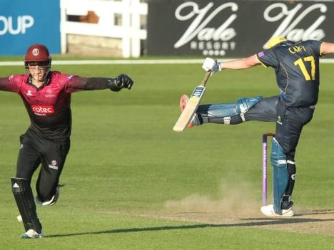 One-Day Cup: Somerset snatch thrilling win over Glamorgan