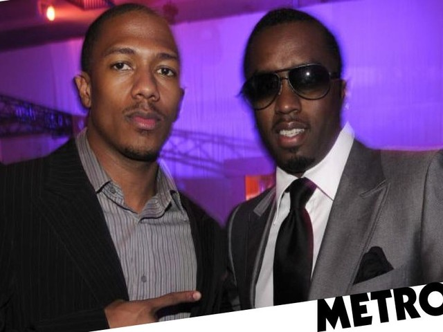 Diddy supports Nick Cannon as The Masked Singer US host is sacked by Viacom over 'anti-Semitic remarks'