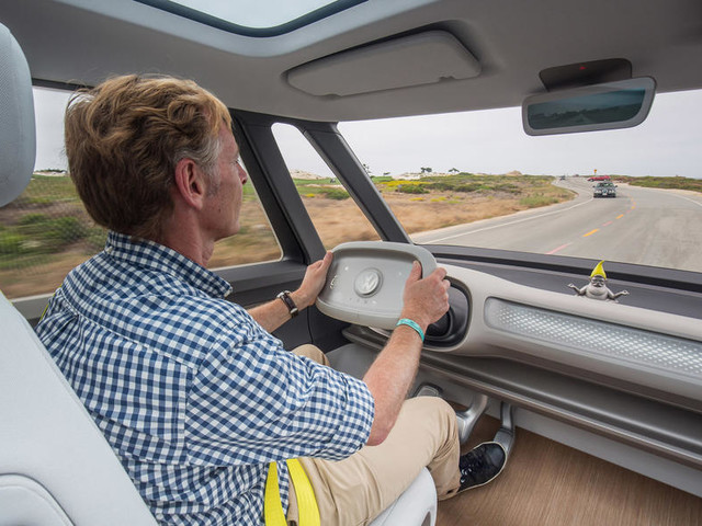First drive: Volkswagen ID Buzz concept review