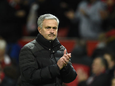 Mourinho aims to end encouraging week on a high