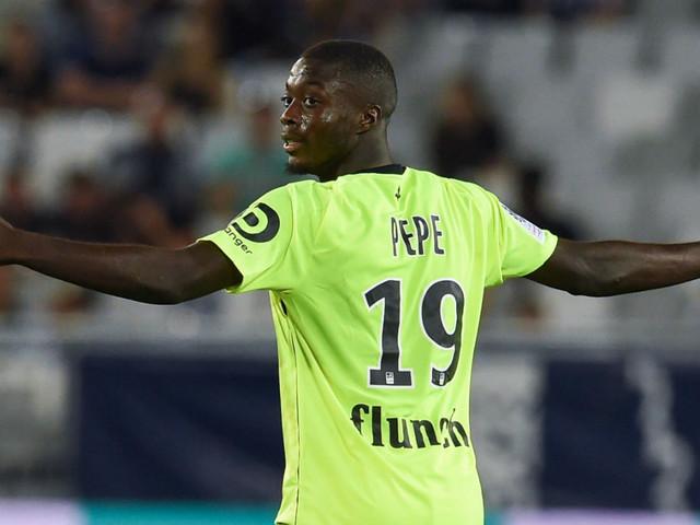 Premier League transfer news: Pepe, Zaha, Lukaku, De Gea, Iwobi, Rose, Bale, Pogba