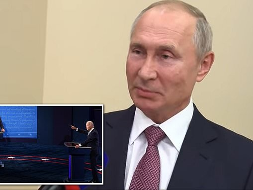 Comrade Joe? Putin says he could work with Biden despite anti-Russia rhetoric