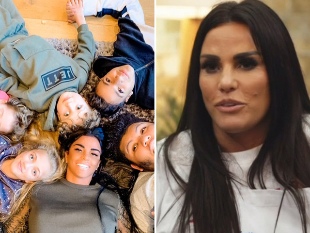 Katie Price says she's 'f***ing broody' and will use surrogates until she's 'got no eggs left'