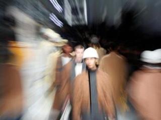 Milan designers hybridize menswear for next fall/winter