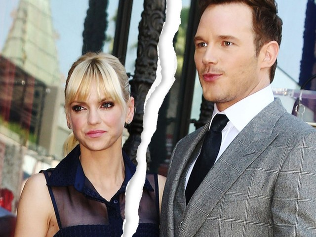 Anna Faris' Dad Reveals Truth Behind Shocking Split From Chris Pratt