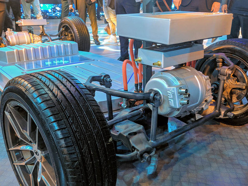 Mahindra reveals new EV platform