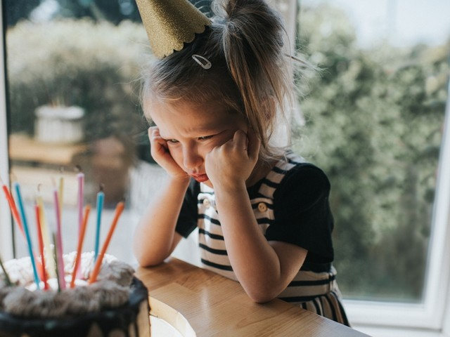 I've banned my daughter's friend from her birthday party – I don't want them mixing & her mum's fuming