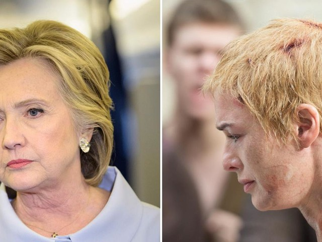 Clinton compares herself to Cersei in Game of Thrones