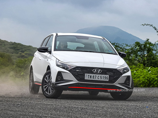 Review: 2021 Hyundai i20 N Line review, test drive
