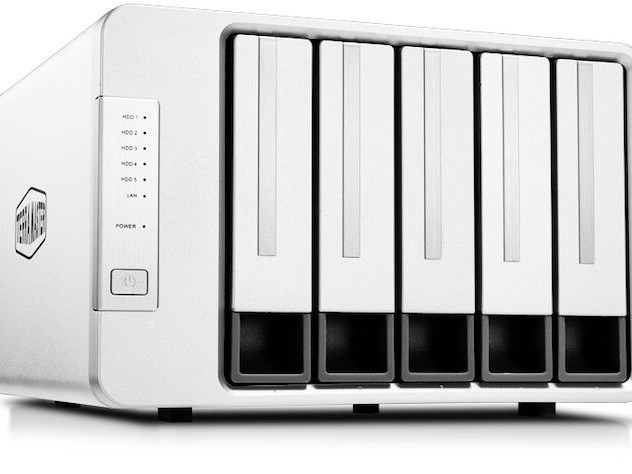 CES 2020: TerraMaster Shows Off 5-Bay F5-422 NAS with 10 Gb Ethernet