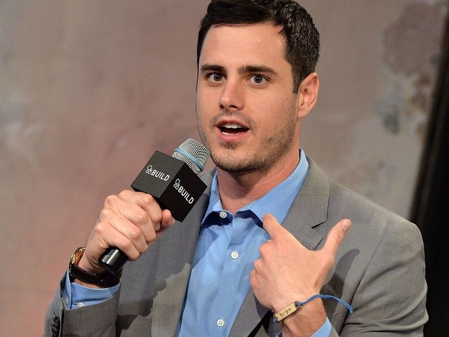 A Q&A with Ben Higgins from 'The Bachelor' ahead of the CFP National Title game