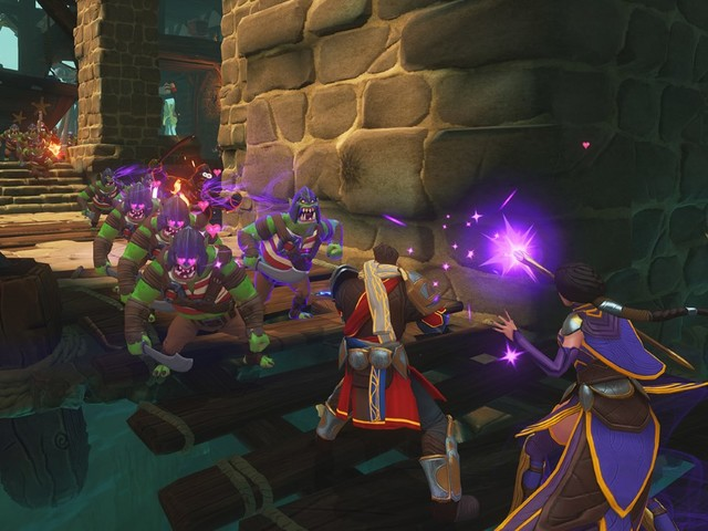 Orcs Must Die! Unchained and Hero Academy shutting down April