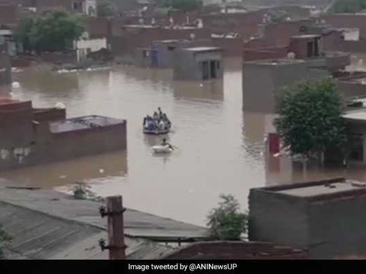 43 Killed As Rain Wreaks Havoc In Uttar Pradesh