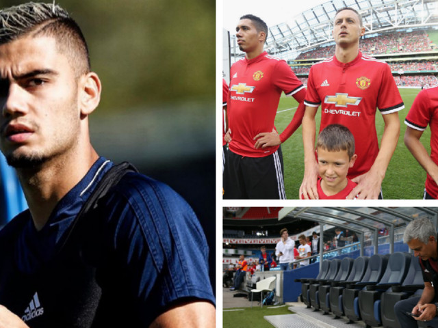 Manchester United loan star Andreas Pereira could prove transfer wildcard