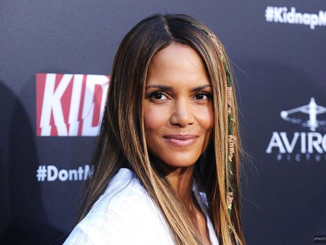 Halle Berry has a New Boo