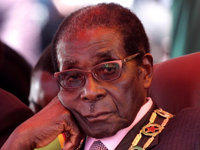 Zimbabwe's 93-year-old president lost his grip on power in the middle of the night — and nobody knows what will happen next