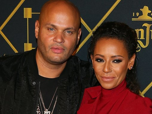 Mel B files for DIVORCE from husband Stephen Belafonte