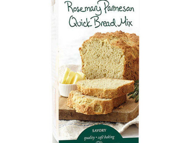 Peasant-Style Bread Making Kits - Stonewall Kitchen Debuted a Rosemary Parmesan Bread Mix (TrendHunter.com)