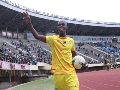 Zimbabwe captain Knowledge Musona gives hope of injury recovery ahead of Congo tie