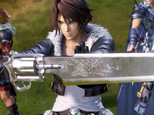 Dissidia Final Fantasy NT sets January release date on PS4