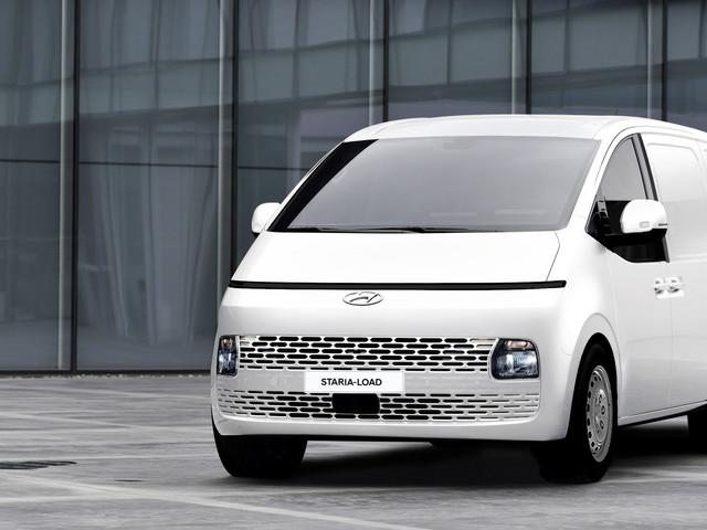 2021 Hyundai Staria-Load Is Ready for LCV Duty Down Under