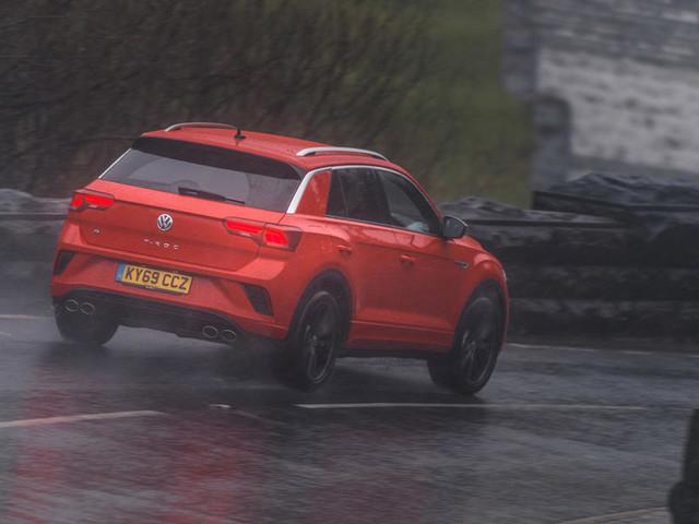 Volkswagen T-Roc R 2020 UK review